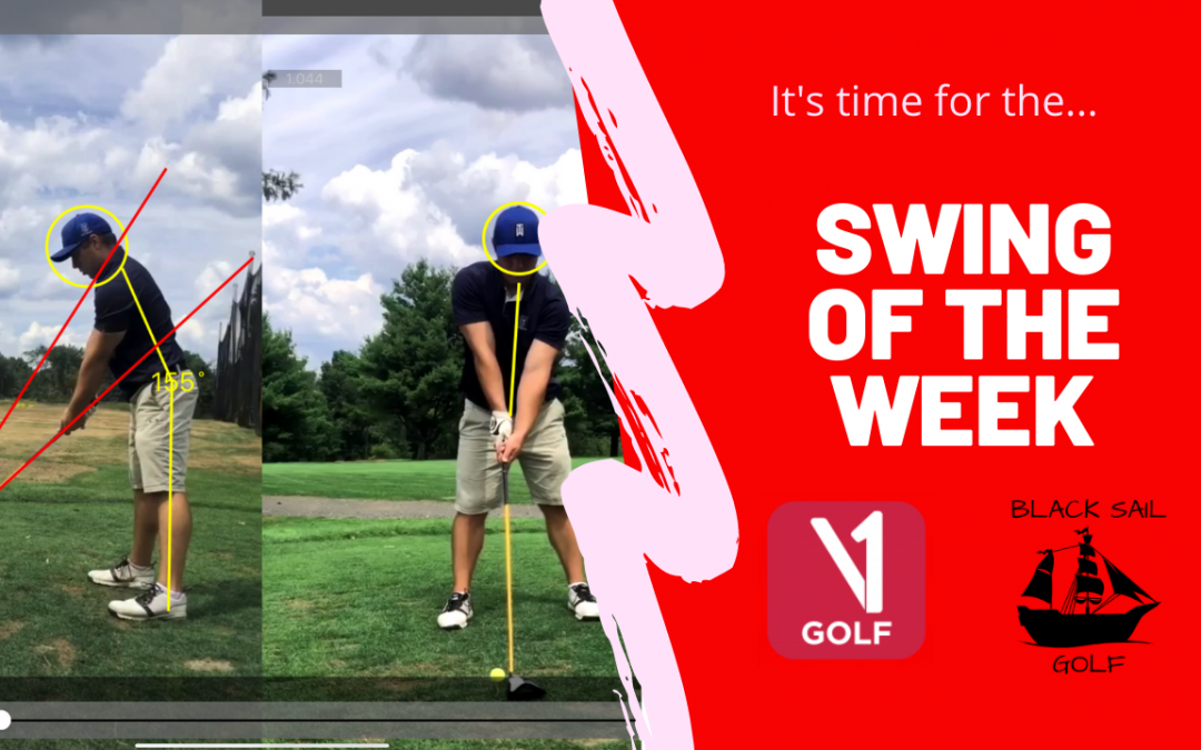 Swing Of The Week – Ethan Pearson